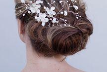 DESIGN: Bridal hair accessories