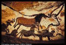 African cave art