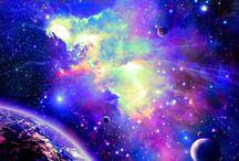 El Universo Sobre Mí / Universes, spaces