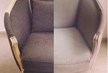 before - after / restore-refurbish
