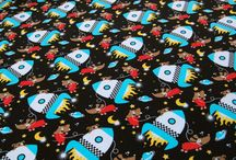 Fabric / Fabrics from my hand...