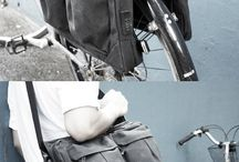Bycicle bag