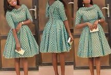 My Flare dresses