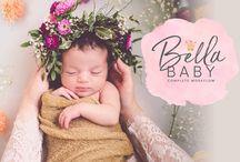 PH-Newborn milkbath