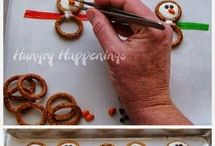 Holidays Bento Lunch / Holidays Bento Lunch