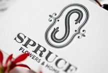 FINISHES  》Livery Creative / letterpress, foil, varnish, die cut / by Livery Creative