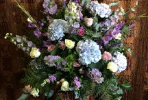 Lilac and Mauve Palette / Designed for Rob and Stephen at Hall Place
