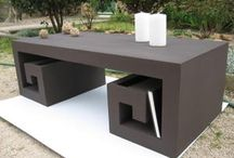 mobiliers cartons