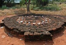 vedic fire altar
