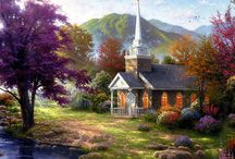 lets have church / by Wahnda Clark