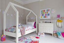 łóżka domki