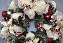 Christmas wreaths / Wreath ideas