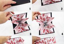 Skládačky, origami