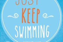 Swimming / BEST SPORT EVER!!!!!!!! / by Amyah Boyd