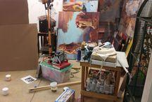 UGallery: Artist Studios / #UGalleryOnDisplay