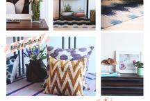 Pillows & Rugs / by Sarah Needleman Alba