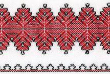 Huck Weaving / by Julia DeVries