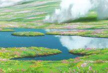 Landscape Painting Inspiration