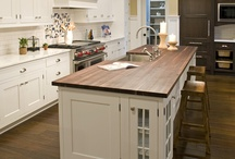 ideas for kitchen island / by Lynette Jessop