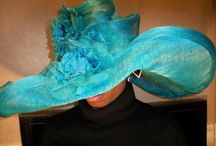 """Hats / """"A woman's hat speaks long before she ever opens her mouth"""" from """"Crowns""""- stage play"""