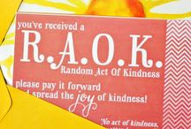 Thanksgiving Kindness