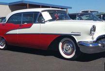 55 Oldsmobile Holiday