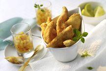 Snacks und Vorspeisen mit Geflügel / Immer gern gesehen: Ob auf Partys, als Vorspeise oder auch schnell mal zwischendurch als Snack - diese Geflügelideen passen immer.