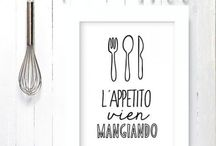 Slogan gastro italienne