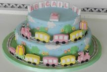 Children's Birthday Cakes / Super cute and fun birthday cakes made for children (and possible big kids too)