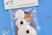 Olaf Birthday