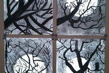 kuutamossa puu
