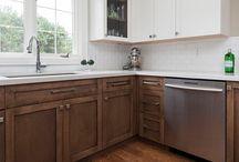 Backsplash - kitchen ideas