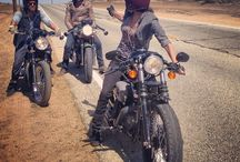 Motorcycles  / by Bernie Frisch