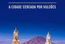 América do Sul (por países) / Dicas e roteiros de viagem na América do Sul.