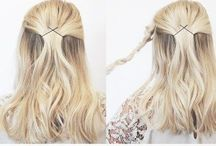 Down hairstyles