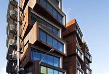 Facades / Building facades