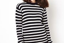 Stripes i love / by Mots de Mode