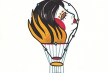 Hot Air Balloons / Obsession / by Chrissy Mobilia