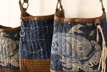 Art bags, straw bags , cigar box purses