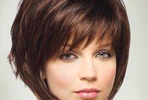 Hair do / Hair styles / by Myra Slattery