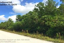 Acreage and Unrec in Loxahatchee FL