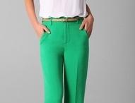 pantalones ancho