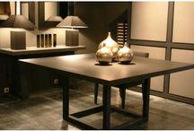 Deco maison / Table carree