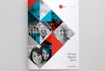 graphic design annual report