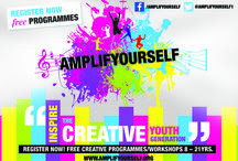 Sign UP ! www.amplifyourself.org.uk