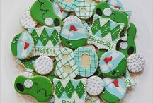 Sugar Cookies for the Guys