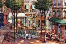 City Painting