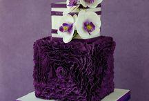 hermosas decoraciones de tortas