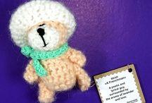 Handmade woolen toys