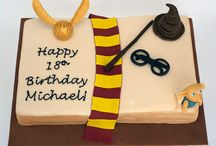 Harry potter party for cady